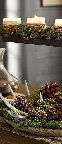 Rustic Christmas Decor | Do It Home Decor