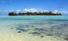 Cook Islands, Rarotonga. (From: 40 Islands You'd Love To Be Stranded On)