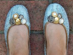 How-To: Bling your Ballet Flats