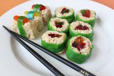 creatively christy: Sweet Sushi