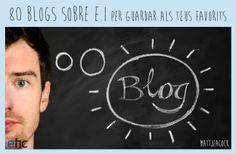 """80 blogs sobre educació infantil per guardar als teus favorits - """"80 blogs sobre educación infantil para guardar en tus favoritos"""""""