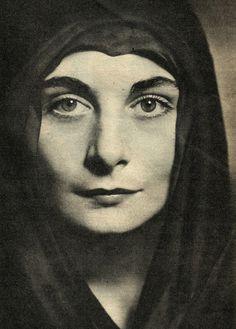 Enrica Soma, russian Ballerina, mother of Anjelica Huston