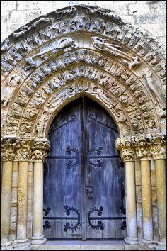 Abbey of Blasimon - Gironde- France