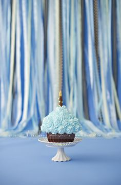 Love this cake & backdrop, ideas first birthday...