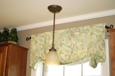How to Make the Easiest Curtains Ever