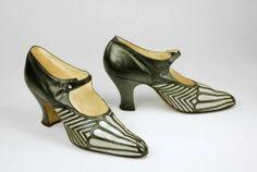 Vintage shoes. Exquisite.