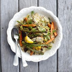 Roasted Fennel & Vegetable Medley w/ Quiona