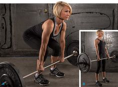 Deadlifts are a must for building a fully developed body.