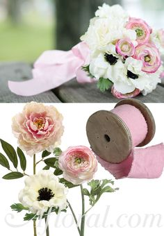 Blog Post 2014 Vintage Wedding Theme Trends, hot new flowers and colors to look for #Vintagewedding #weddingbouquet #pinkwedding #afloral