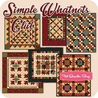Kim Diehl - Simple Whatnots - 1st Year