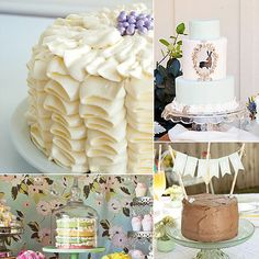 Inspirational Baby Shower Cakes