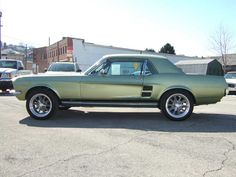 1965 Ford Mustang Standard Coupe