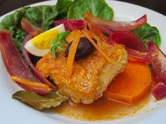 Escabeche de Pescado (Peruvian Pickled Fish)