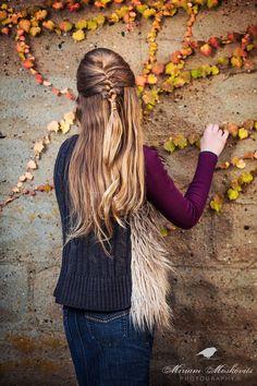 #MiriamMoskovits #Hairstyle @ℓℴvℯ #Fall Photography by Miriam Moskovits Hair by Ruchy Schwarzmer  Makeup by Rachel Hoffman
