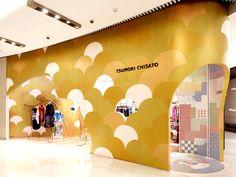 Tsumori Chisato Shanghai Shopping Igarashi Design Studio interior design, interior architecture