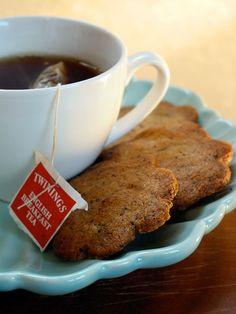 earl gray tea cookies