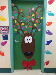 christmas classroom door decorations - Google Search