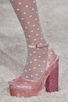Shoes @ Giamba By Giambattista Valli Spring/Summer 2015