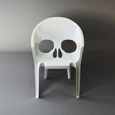 Skull Chair - I want it so bad