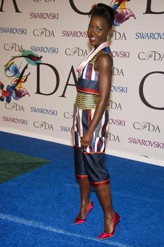 Lupita Nyong'o   All The Looks From The CFDA Awards