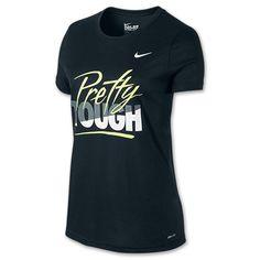 Women's Nike Pretty Tough T-Shirt