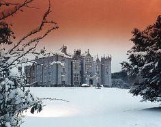 kinnitti castl, winter wonder, icon hotel, vacat, castles, castle hotel ireland, beauti ireland, castl hotel, hotels