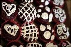 Red Velvet Cupcakes recipe (199 calories)