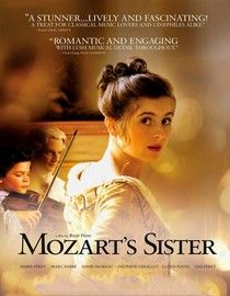 Fabulous French film - Mozart's Sister