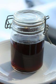 vegan: thai fishless sauce...