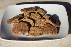 Receita do Dia: Cookies de aveia!
