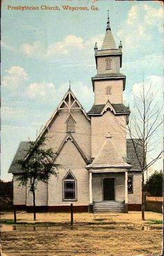 Church, Waycross, Ga
