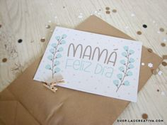 Set de regalo ·Día de la Madre· http://shop.laucreativa.com/product/set-de-regalo-dia-de-la-madre