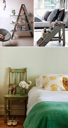 decorating on a budget: repurpose items you already own!