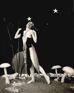 Flapper & Mushrooms