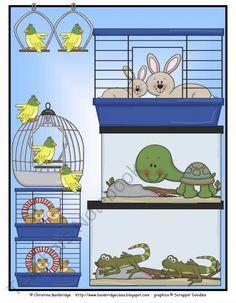 Pet Shop Graphing (free)