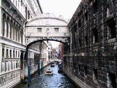 The Bridge of Sighs...