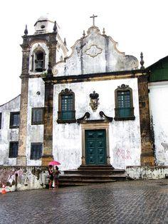 Olinda. Prachtig dorpje met uitzicht over de zee. Leuke plek voor Carnaval!