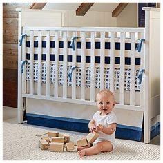 Serena & Lily 2pc Crib Set - James