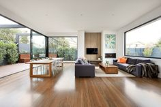 East Malvern Residence by LSA Architects architects