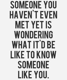 There's someone out there for everyone??