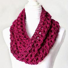 Chunky Crochet Cowl | AllFreeCrochet.com