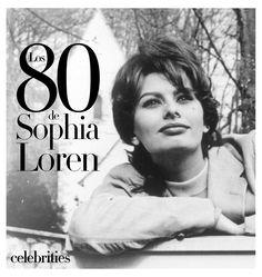 Belleza universal, primera actriz de habla no inglesa en ganar un Oscar y mujer capaz de enamorar a varias generaciones. Celebramos los 80 años de Sophia Loren a través de sus mejores imágenes.
