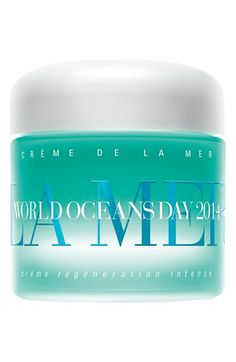La Mer 'World Oceans Day 2014' Ultrarich Cream (Limited Edition) available at #Nordstrom