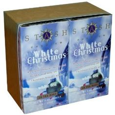 White Christmas Tea Boxed Set $8.95