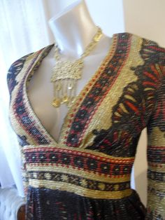 ON SALE  Vintage 70's Very Rare and by TheEnchantedAttic on Etsy, $550.00