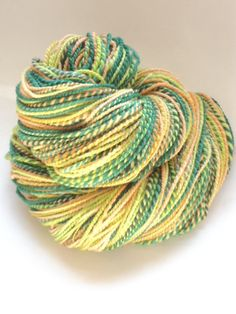 Handspun, from Sunrise Lodge Fiber Studio