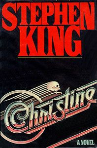 HELL ON WHEELS... It was love at first sight. From the moment seventeen-year-old Arnie Cunningham saw Christine, he knew he would do anything to possess her. But Christine is no lady. She is Stephen King's ultimate vehicle of terror