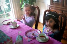 Princess Tea Birthday Party for 8-$89