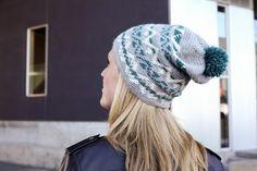 Fair Isle Crochet: Demystifying Colorwork - #crochet hat