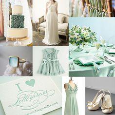 pretty colors - wedding